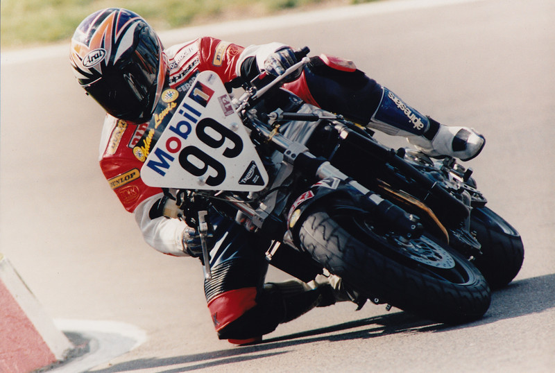 Mobil 1 Triumph Speed Triple Challenge. Mallory Park 1997. Jack Lilley Racing T509