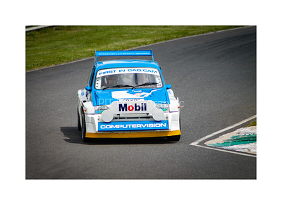 MG Metro 6R4 Computervision