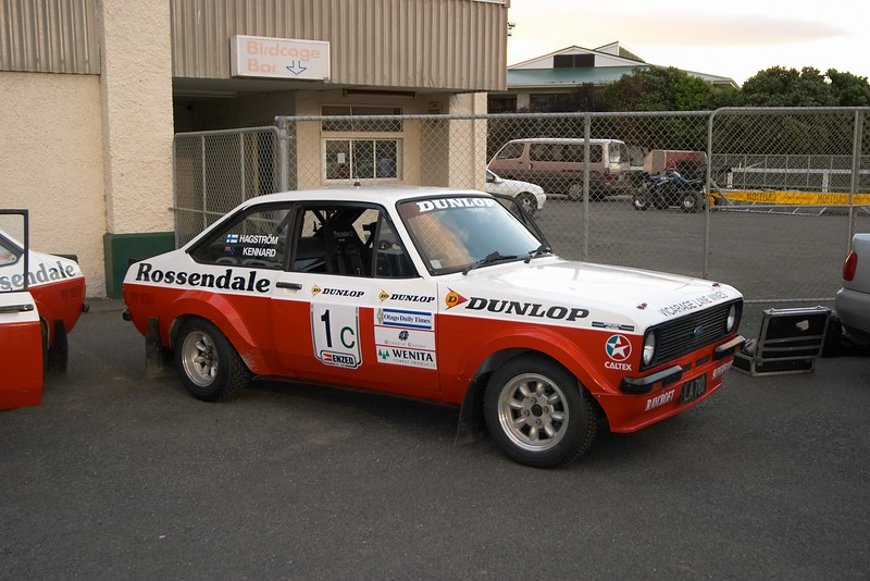 Pics from 2005 Otago Rally