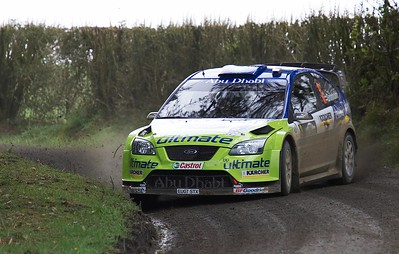 2007 Rally NZ - Day1 - SS2,3,5