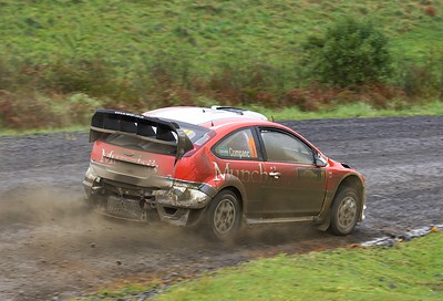 2007 Rally NZ - Day3 - SS13,15,16,18