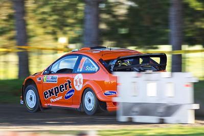 2008 Rally NZ - Shakedown