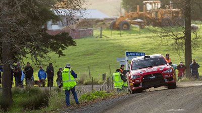 2014 Otago Rally