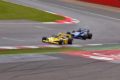 Richard Barber - Fittipaldi F5A (16), John Wilson - Tyrrell 011