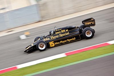Roger Wills - Lotus 92