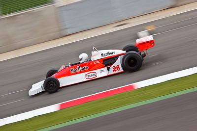 Frank Lyons - McLaren M26