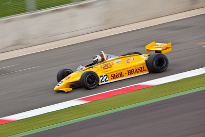Alain Plasch - Fittipaldi F8