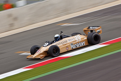 Phil Hall - Arrows A3