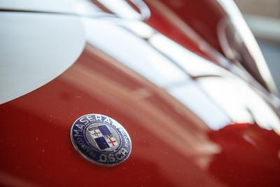 Stirling Moss' Maserati