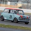 Classic touring car