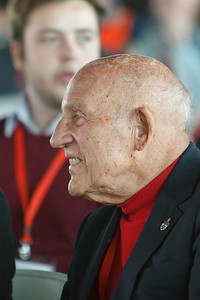 Sir Stirling Moss, OBE