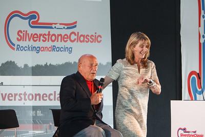 Louise Goodman & Sir Stirling Moss