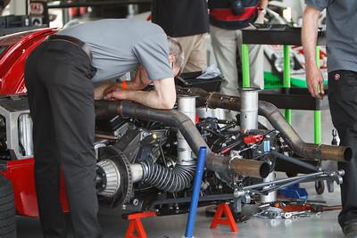 Group C repairs