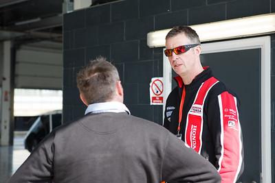 Matt Neal, BTCC Honda team driver