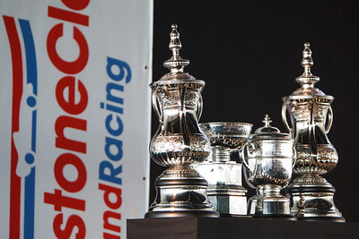 Silverstone Classic 2014 Trophies