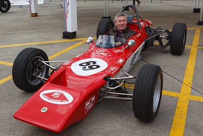 Tiff Needell Lotus Formula Ford