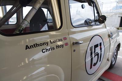 Chris Hoy's Austin A35
