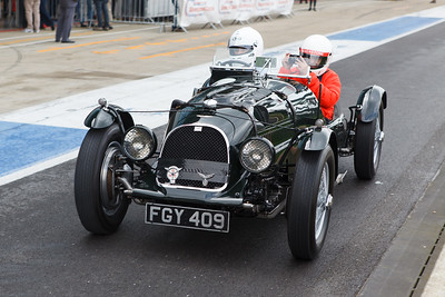 1936 Aston Martin 2-Litre Speed Model (FGY 409)