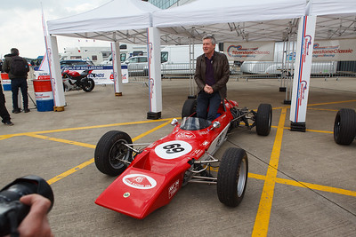 Tiff Needell Lotus Formula Ford