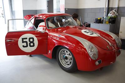 1958 Porsche 356A Super (Steve Wright)