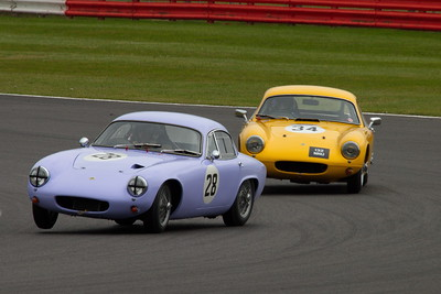 2017-07-28 Silverstone Classic, Brooklands and Luffield Corners
