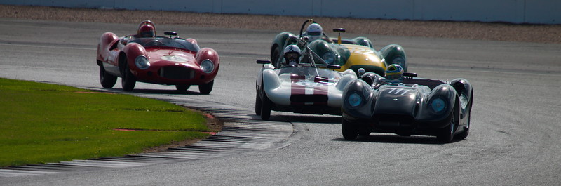 Silverstone Classic 2017, Stowe