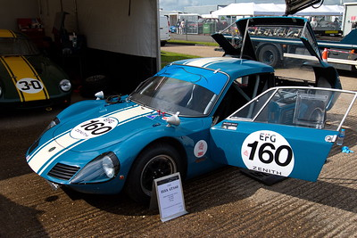 Silverstone Classic 2017, Heritage Pits