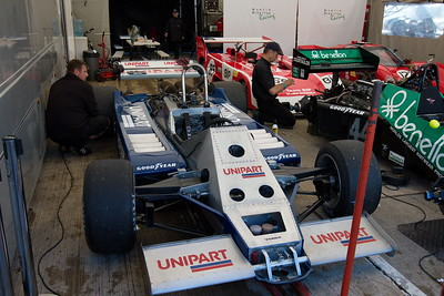 2017-07-30 Silverstone Classic, International (New) Pits