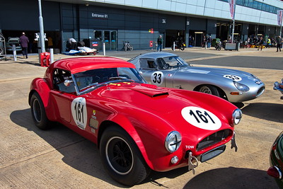 Silverstone Classic 2017, International Pits