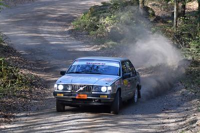 #16 - Niklas Karlsson, Vallentuna MK - Volvo 940.