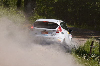 #8 Victor Karlsson, Vimmerby MS, Ford Fiesta R2
