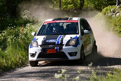 #20 Joakim Hiljeström, Kullings MS, Fiesta ST