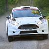 #37 Michael Wikström, NMS Boden, Ford Focus WRC