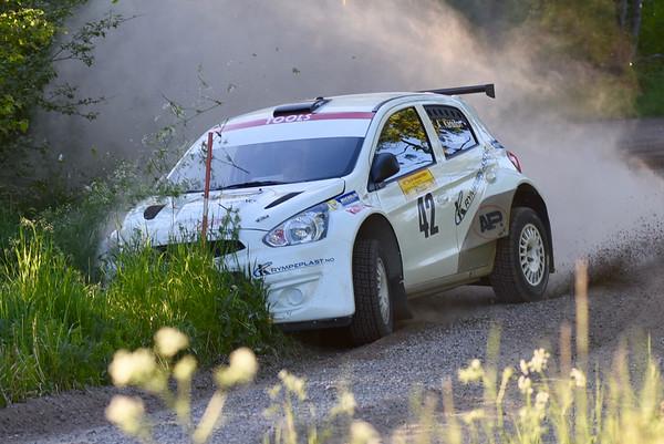 South Swedish Rally 2017 – SS5 – Kråkerum 2