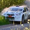 #42 Anders Karlsson, Säffle MC, Mitsubishi Mirage