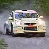 #44 Bengt Abrahamsson, Kullings MS, Mitsubishi Mirage