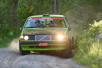 #26 Simon Andersson, Bengtsfors MC, Volvo 940