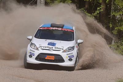 #21 Mikael Jirvelius, Fjugesta MS, Ford Fiesta R2