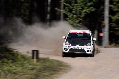 #24 Uwe Henne, MSC Weser-Solling, Ford Fiesta ST
