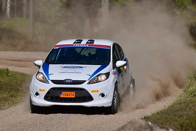 #15 Sebastian Johansson, Gotlands MF BK, Ford Fiesta R2