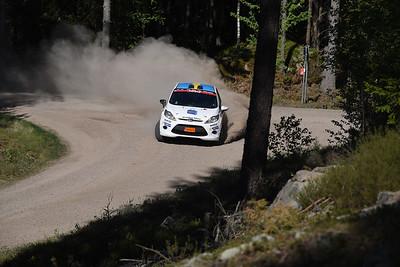 #4 Kevin Jirvelius, SMK Örebro, Ford Fiesta R2