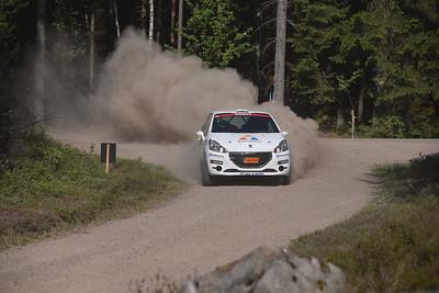 #7 Petter Palmqvist, SMK Gävle, Peugeot 208
