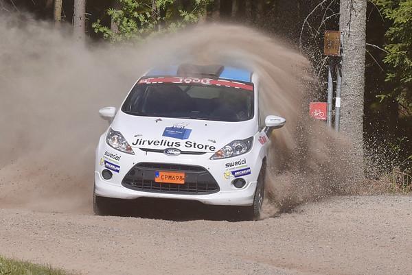 South Swedish Rally 2017 – SS8
