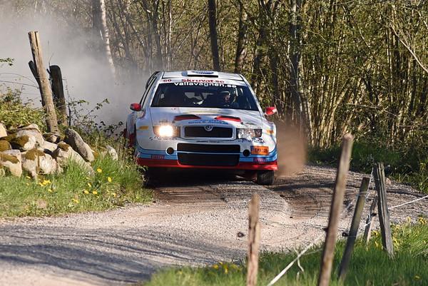 South Swedish Rally 2016 – SS2 & SS4