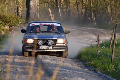 #309 – Per Bondesson / Sten Bondesson - Opel Ascona