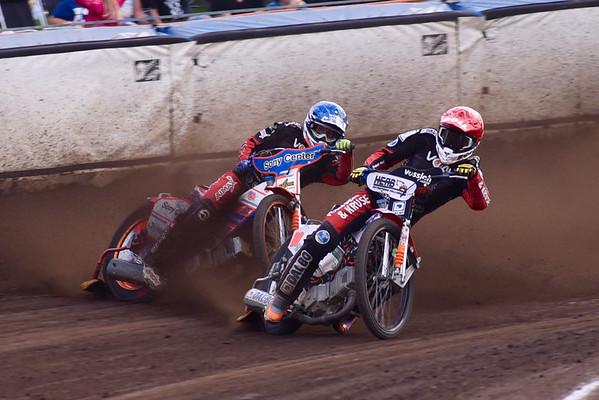 Speedway - Indianerna vs Masarna