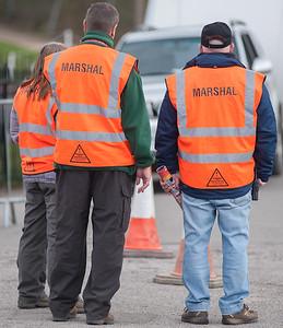 Marshals marshalling