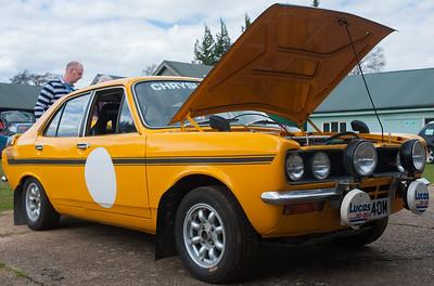 Car 67: Ian Robertson / Julie Curtis, Hillman Avenger Tiger