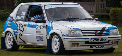 Car 65: Rob Aslett/Ashley Aslett, Peugeot 205 GTi