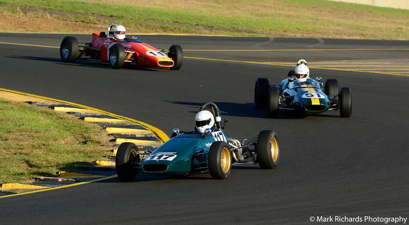 HSRCA Retro Racefest 2016 - Formula Ford 4